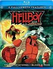 Hellboy Sword of Storms Blood Iron 0013138324283 Blu Ray Region a