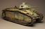 Tamiya-35282-French-Battle-Tank-B1-bis-1-35 miniature 3