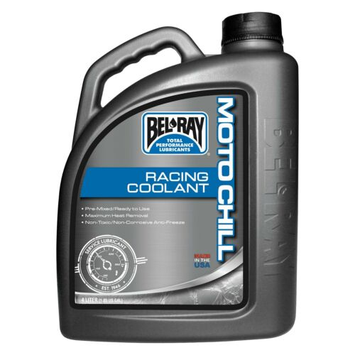 Bel-Ray 99410-B4LW Moto Chill Racing Coolant