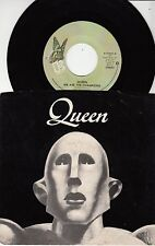 QUEEN - WE ARE THE CHAMPIONS/WE WILL ROCK YOU - ORIGINAL 45 WPS