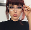 Cat-Eye-Vintage-Retro-034-Ombre-034-Women-Eyeglasses-BAMBI-Clear-Lens-SHADZ-GAFAS thumbnail 31