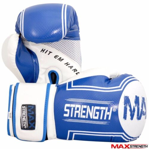 Heavy Target Punch Bag Boxing Gloves MMA Muay Thai Sparring Pro Fight Training