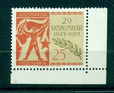 Punctual Soldati Mi.1063 Soldiers Iugoslavia Avnoj Assembly With The Best Service Yugoslavia 1963