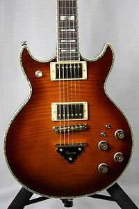 ibanez ar420 vls electric guitar violin sunburst finish new free pro set up ebay. Black Bedroom Furniture Sets. Home Design Ideas