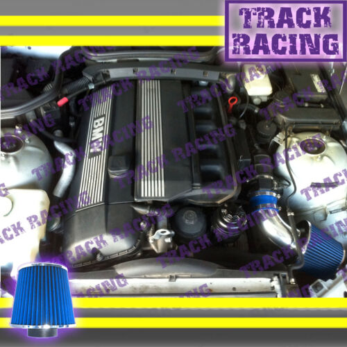 1997 1998 1999 2000 2001 2002 BMW Z3 2.3L 2.5L 2.8L 3.0L E36 AIR INTAKE KIT Blue