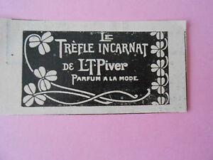 Petit-Pub-Le-Trefle-Incanrnat-de-LT-Piver-Parfum-Mode-Image-Print-1900