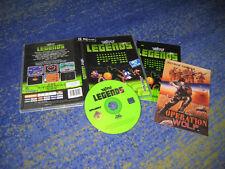 TAITO LEGENDS - 27 Spiele PC Klassiker für PC mit Motiv Karte