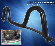 89-97 98-05 MAZDA MIATA MX-5 BRAND NEW TWIN LOOP BLACK STEEL ROLL BAR 1.6L/1.8L