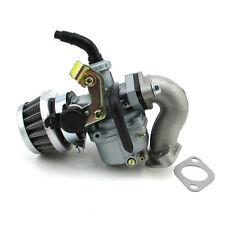 19mm Carb PZ19 Carburetor Air Filter Intake Pipe 50cc 110cc ATV Quad Taotao Sunl