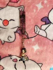 Square Enix Final Fantasy X-2 Yuna Figure Keychain