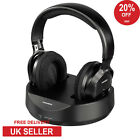 Thomson WHP3001BK Rechargeable Wireless Headphones - BRAND NEW