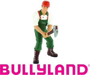 Figurine-Bucheron-de-Foret-Peinte-Mains-10-cm-Accessoires-Jouets-Bullyland-64444