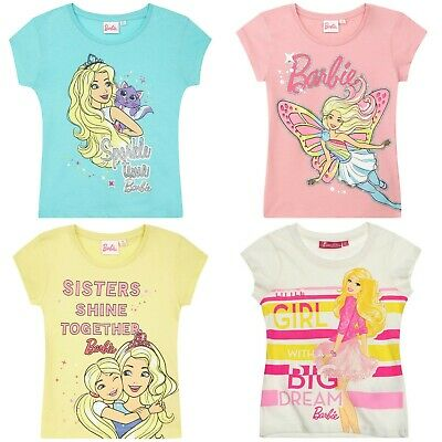Official Masha and The Bear Girls Long Sleeve T shirt Sizes from 3 to 8 years