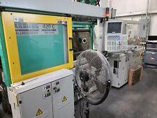 2007 Arburg 110 Ton 4 Color Plastic Injection Molding Machine