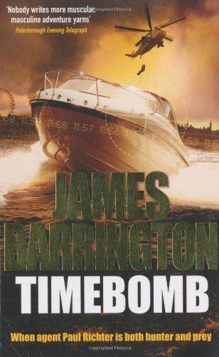 Timebomb (Paul Richter) By James Barrington