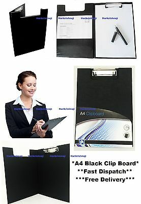 3Sizes Blue Clipboard Writing Board Clip Board Office School Stationery Sup Y2L9