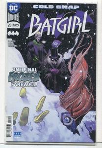 Batgirl-20-NM-Cold-Snap-DC-Comics-CBX9