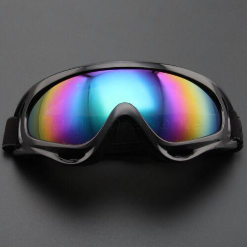 Motorcycle Anti-Fog Anti-UV Sunglasses Eyewear Motocross Off Road Racing Googles