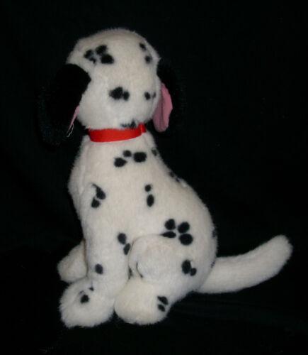 "12/"" 1996 MATTEL 101 DALMATIAN PUPPY DOG PONGO STUFFED ANIMAL PLUSH TOY DISNEY"