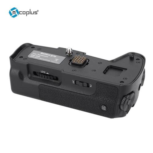 Mcoplus DMW-BGG1 Empuñadura para Batería con botón de liberación para Panasonic Lumix G80 G85