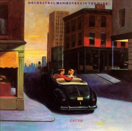 Crush by Orchestral Manoeuvres in the Dark (O.M.D.) (CD, 1985, Virgin)