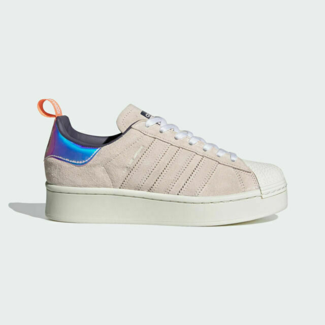 Size 7.5 - adidas Superstar Bold x Girls Are Awesome Icey Pink ...