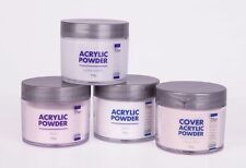 Item 3 The Edge Nail Acrylic Powder Clear Pink Or White 40g Use With Liquid