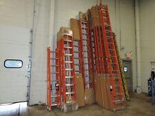 Werner D6232 2 32ft Fiberglass Extension Ladder Type 1a 300lb Rating