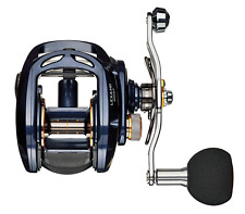 Daiwa Lexa HD 400 High Speed Right Hand Power Baitcast Reel 8.1:1 LEXA-HD400XS-P