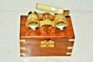 VINTAGE-BRASS-MOTHER-OF-PEARL-BINOCULAR-CLASSIC-OPERA-GLASSES-WITH-WOODEN-BOX