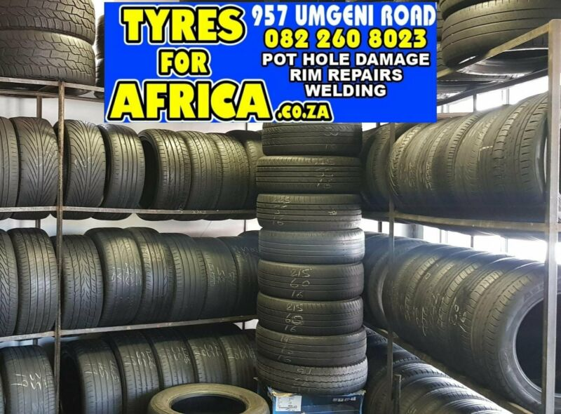 185 60 15 inch from R300 each fitted
