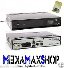 Telesystem TS 9011 FULL HD tivu Sat mit Aktivierter Tivusat Karte für immer NEU