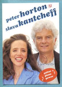 Peter-Horton-amp-Slava-Kantcheff-Autogrmmkarte