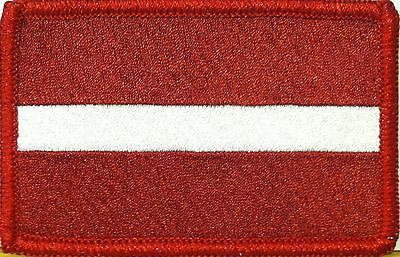 AIRBORNE WINGS Patch with VELCRO® brand fastener Military Red AIRBORNE #2