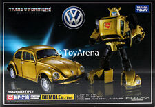 Transformers Masterpiece MP-21G G2 Bumblebee (Goldbug) Takara IN-STOCK USA