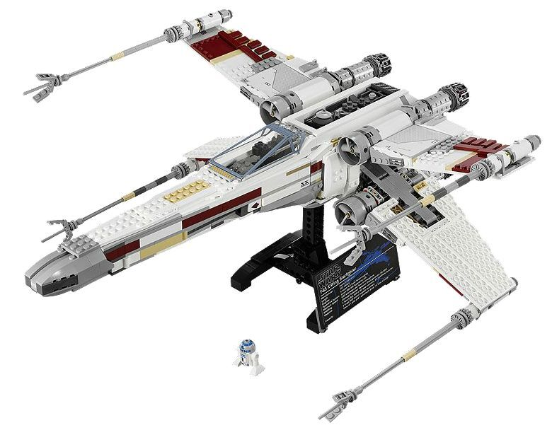 LEGO® Star Wars™ 10240 + + + 75105  Red Five X-wing Starfighter™+ Millennium Falcon 86f7d9
