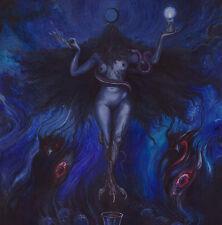Temple below-The Dark Goddess-CD-DEATH METAL