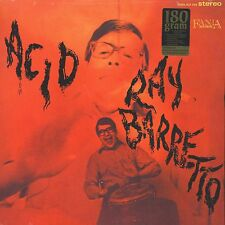 RAY BARRETTO Acid FANIA RECORDS Sealed 180 Gram Vinyl Record LP