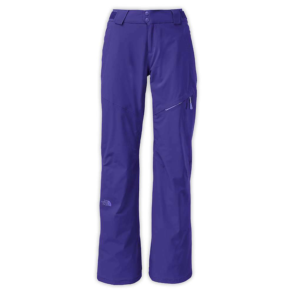 The North Face Women's Medium (8 -10) Jeppeson Insulated Ski Pants In Lapis bluee