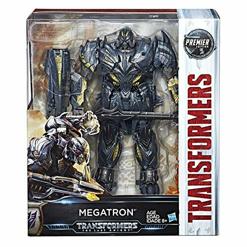 Transformers The Last Knight Premier Edition Leader Leader Leader Class Megatron 25679d
