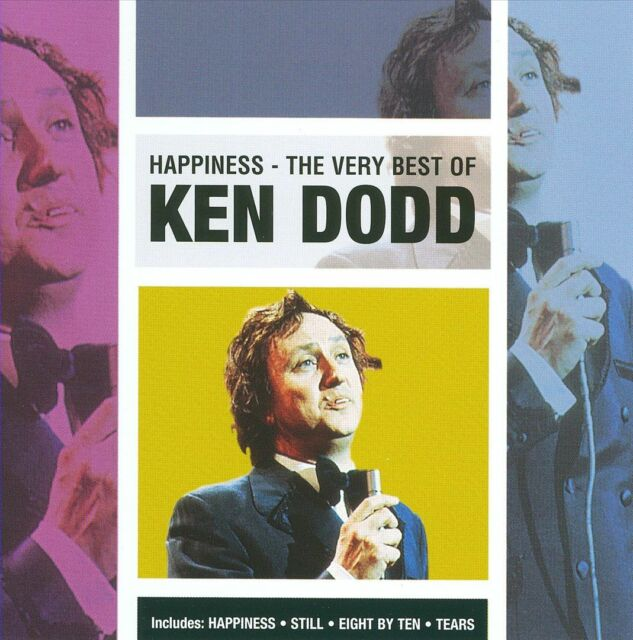 Ken Dodd - Happiness: The Very Best of Ken Dodd