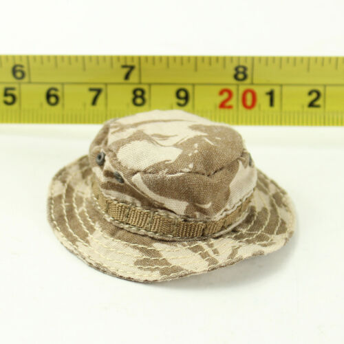 TC98-22 1//6th Scale Action figure Sand Camouflage Round Edge Cap