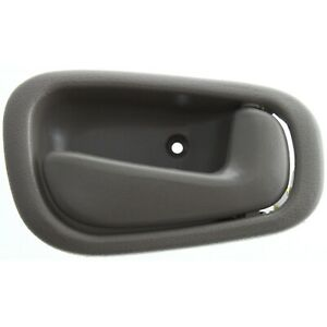 New Door Handle Front or Rear Passenger Right Side Chevy Gray RH Hand GM1553104