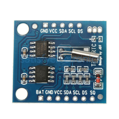 Arduino I2C RTC DS1307 AT24C32 Real Time Clock Module For AVR ARM PIC SMD