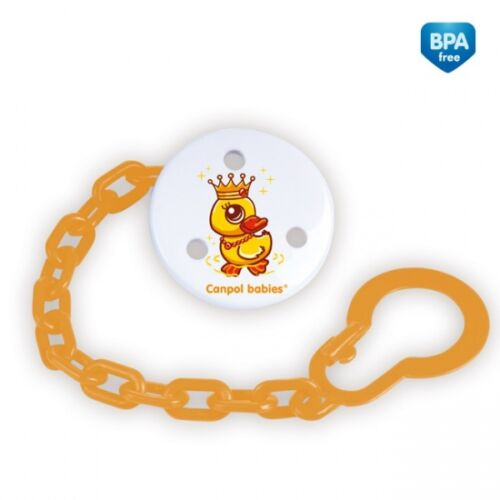 bébé tétine à clip tétine support chaîne Fruits /& Machines collection ruban NEUF