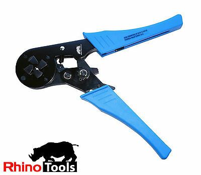 Bootlace Crimper 4 - 16mm Self Adjusting Ferrule Crimping Tool wire end terminal