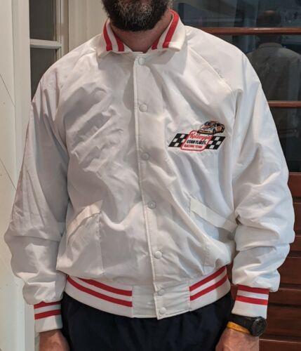 Vintage Kellogg's Corn Flakes Racing Team Jacket -