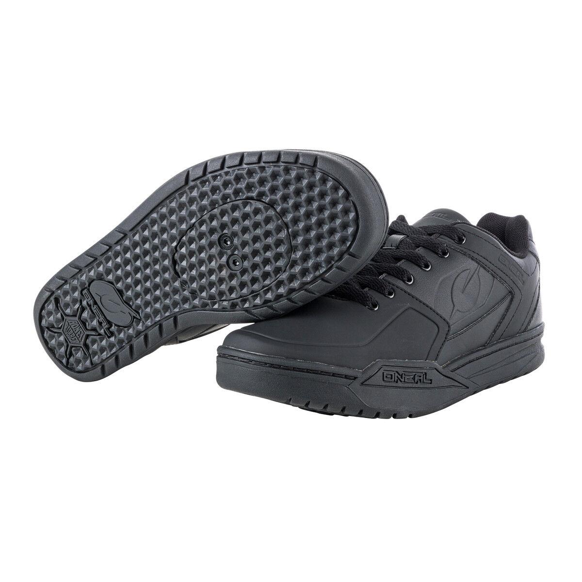O 'neal estuvo colgado spd Dirt MTB bicicleta zapatos negro 2019 oneal