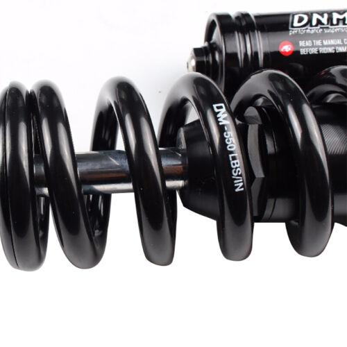 DNM BURNER RCP2S Rear Shock Downhill MTB Bike Bicycle 550 Lbs 190 200 220 240mm