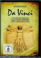 Werkstatt Da Vinci - 2 Folgen auf einer DVD (2009)